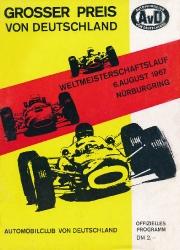 06.08.1967 - Nürburgring