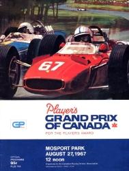 27.08.1967 - Mosport