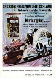 21.04.1968 - Nürburgring