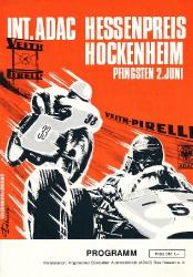 02.06.1968 - Hockenheim