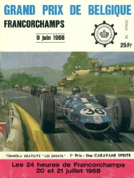 09.06.1968 - Spa-Francorchamps