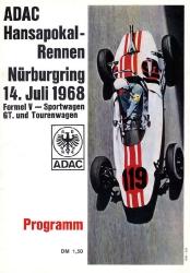 14.07.1968 - Nürburgring