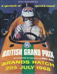 20.07.1968 - Brands Hatch