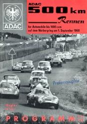 01.09.1968 - Nürburgring