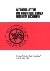 09.03.1969 - Hockenheim