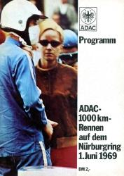 01.06.1969 - Nürburgring