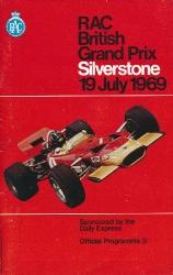 19.07.1969 - Silverstone