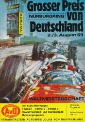 03.08.1969 - Nürburgring