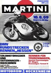 10.08.1969 - Hockenheim