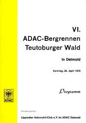 26.04.1970 - Teutoburger Wald