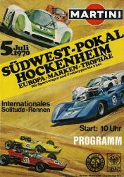 05.07.1970 - Hockenheim