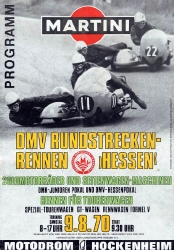 09.08.1970 - Hockenheim
