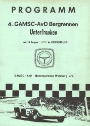 16.08.1970 - Eichenbühl