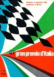 06.09.1970 - Monza