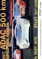 06.09.1970 - Nürburgring