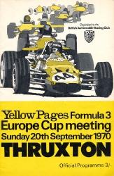 20.09.1970 - Thruxton