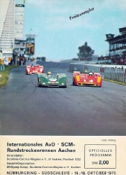 18.10.1970 - Nürburgring