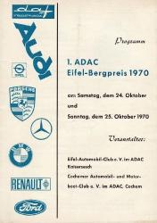 25.10.1970 - Eifel-Bergpreis