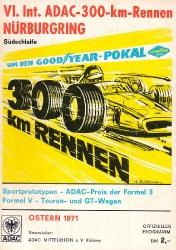 11.04.1971 - Nürburgring