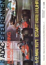 02.05.1971 - Nürburgring