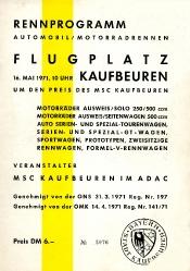 16.05.1971 - Kaufbeuren