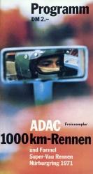 31.05.1971 - Nürburgring
