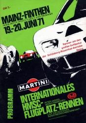 20.06.1971 - Mainz-Finthen