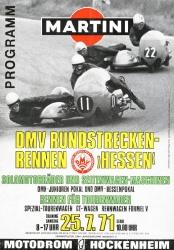 25.07.1971 - Hockenheim
