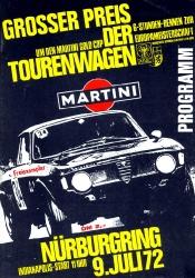 09.07.1972 - Nürburgring