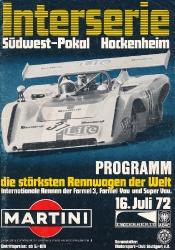 16.07.1972 - Hockenheim