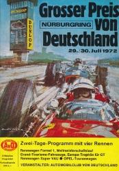 30.07.1972 - Nürburgring