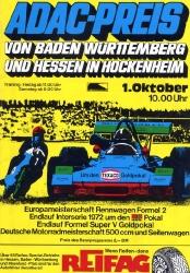01.10.1972 - Hockenheim