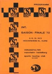 03.12.1972 - Hockenheim