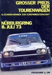 08.07.1973 - Nürburgring