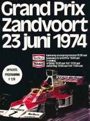 23.06.1974 - Zandvoort