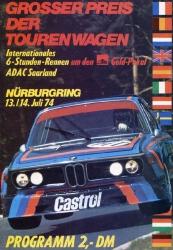 14.07.1974 - Nürburgring