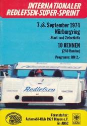 08.09.1974 - Nürburgring