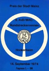 14.09.1974 - Hockenheim