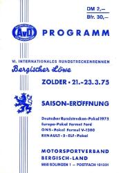23.03.1975 - Zolder