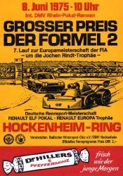 08.06.1975 - Hockenheim