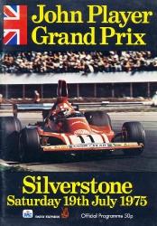 19.07.1975 - Silverstone