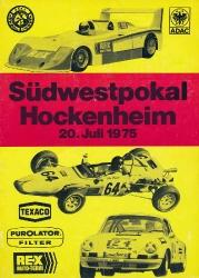 20.07.1975 - Hockenheim