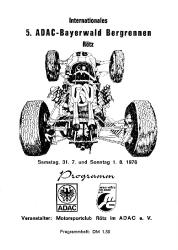 01.08.1976 - Bayerwald