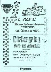 23.10.1976 - Nürburgring