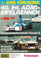 01.05.1977 - Nürburgring