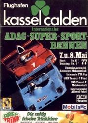 08.05.1977 - Kassel-Calden