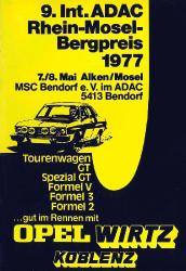 08.05.1977 - Rhein-Mosel Bergpreis