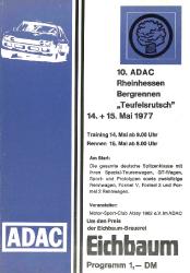 15.05.1977 - Teufelsrutsch