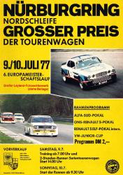 10.07.1977 - Nürburgring