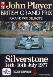 16.07.1977 - Silverstone